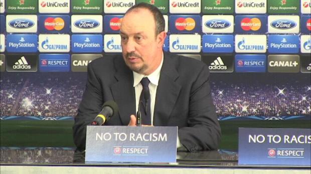 LDC - Naples, Benitez : 'Nous avons pris conscience de nos capacit�s'