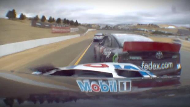 NASCAR: Overtaking masterclass with Tony Stewart