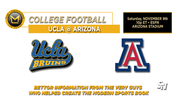 UCLA @ Arizona