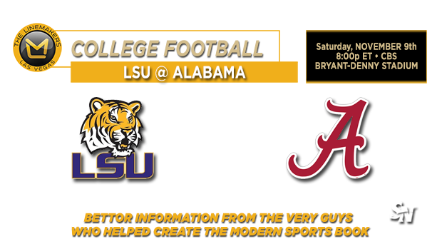 LSU @ Alabama
