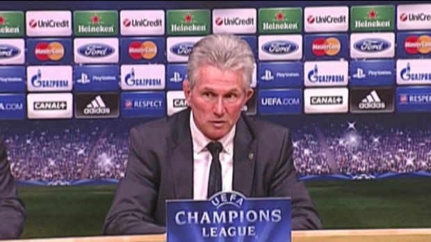 LDC - Demi-finale, Heynckes : 'Impossible  prvoir'