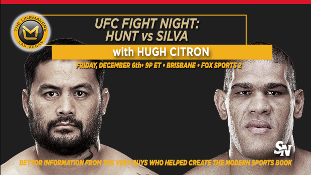 UFC: HUNT VS. BIGFOOT