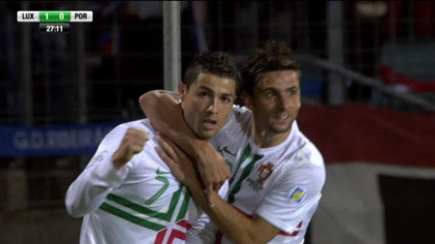 CDM 2014 - Luxembourg 1/2 Portugal (Video)