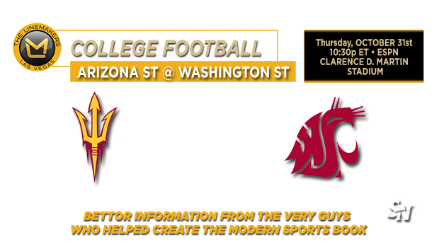 Arizona State @ Washington State