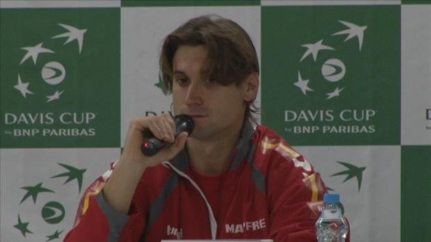 ATP - Coupe Davis - Ferrer - ''La meilleure saison de ma carri�re''