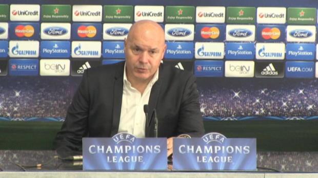 LDC - Groupe F : OM, Anigo retient les 'faits de match'