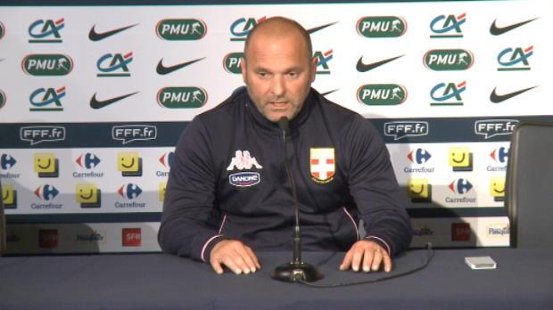 CDF - Finale, Dupraz : 'Pas pr�t pour la Ligue Europa'