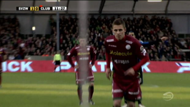 Video - Belgique, Thorgan Hazard se fait un pr�nom