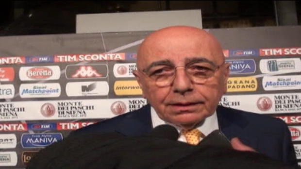 38e journe - Galliani : ''Difficile pour nous'' 