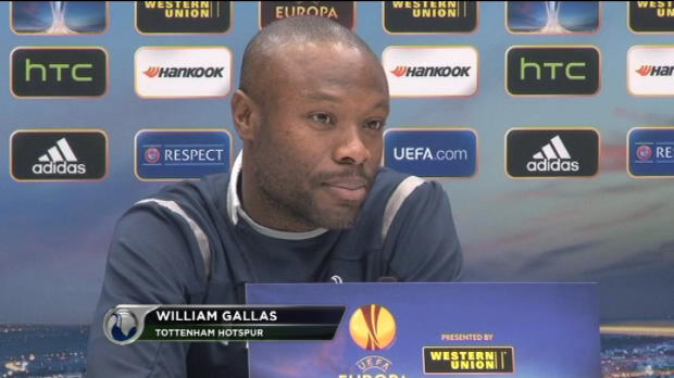 OL - William Gallas trs critique envers l'OL