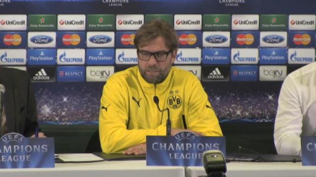 LDC - Groupe F : Borussia Dortmund, Klopp : 'Ils vont vraiment se battre'