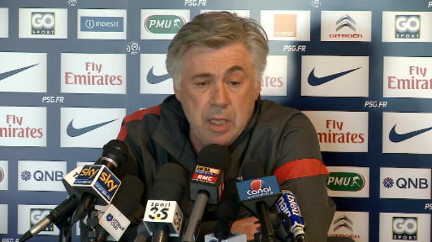 33e journe - Ancelotti : 