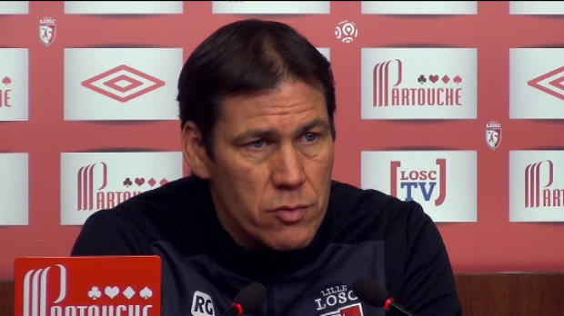LOSC - Garcia : 'On fera partie de la course  l'Europe'