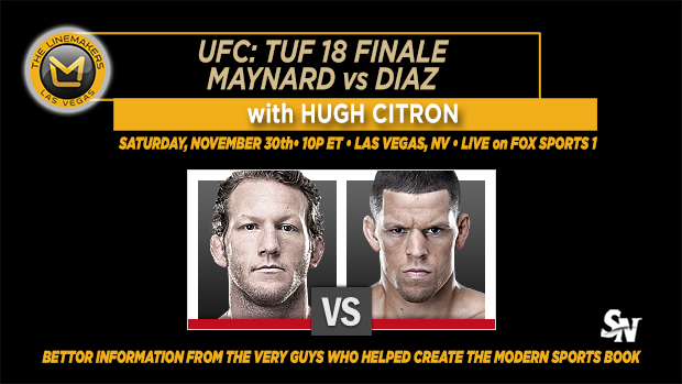 UFC: Maynard vs. Diaz