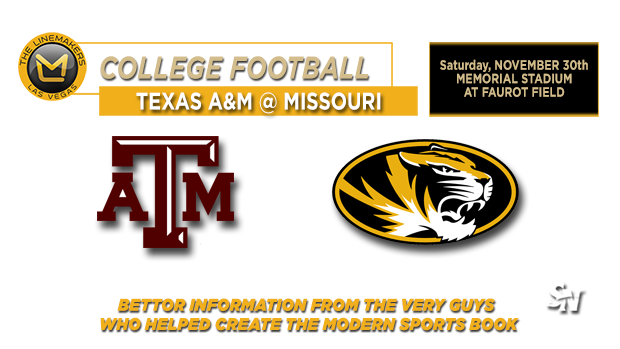 Texas A&M @ Missouri