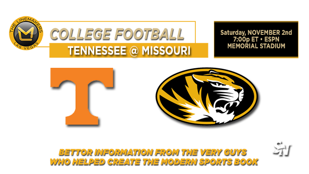 Tennessee @ Missouri
