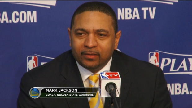 "Mark Jackson: ""Nunca he entrenado un grupo mejor"""