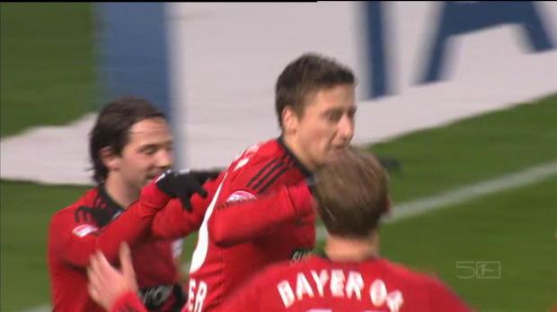 Bundesliga - 14�me journ�e, La bonne op�ration de Leverkusen