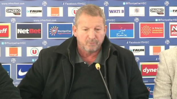 Rolland Courbis va disputer son premier match de Ligue 1 sur le banc de Montpellier avec la réception de Saint-Etienne ce vendredi 13 décembre. Et selon l'ancien technicien marseillais, ce match