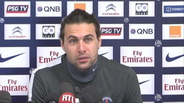 PSG - Sirigu - 'De bons gardiens en France'