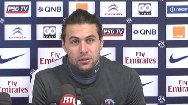 PSG - Sirigu - 'De bons gardiens en France'
