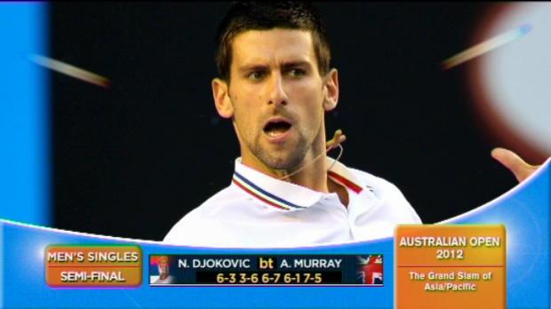Vidéo - Djokovic rejoint Nadal en finale