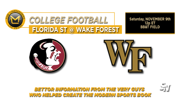Florida State @ Wake Forest