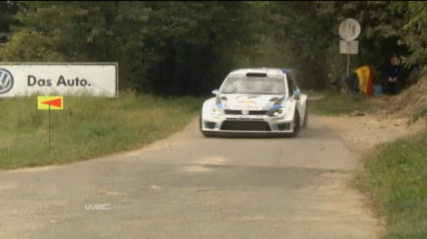 WRC: second day of Rally Germany