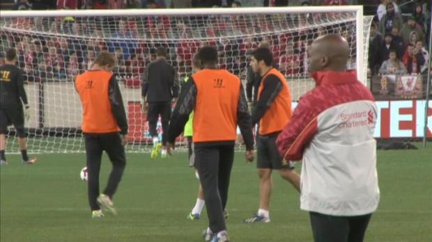 Foot Transfert, Mercato P.League - Liverpool, Rodgers : 'Suarez et Bale �taient les meilleurs'
