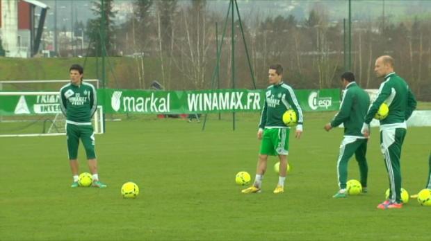 Finale CDL - Les Verts se m�fient des 'tocards'